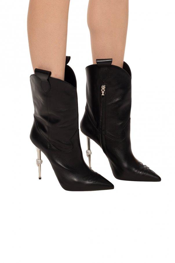 高跟踝靴 od Philipp Plein