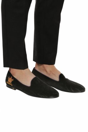 Crown motif loafers od Dolce & Gabbana