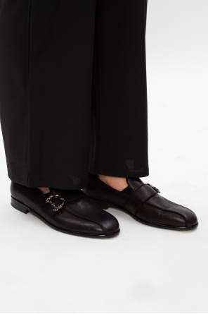 Leather loafers od Dolce & Gabbana