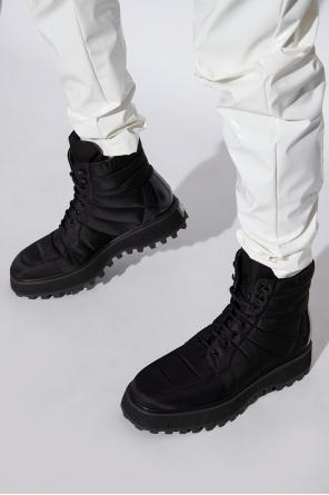 Boots with logo od Dolce & Gabbana