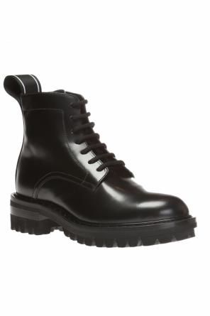 Boots with logo od Dsquared2