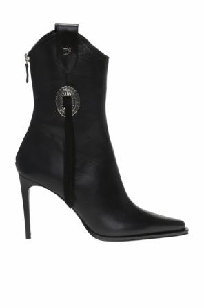 Embellished stiletto boots od Dsquared2