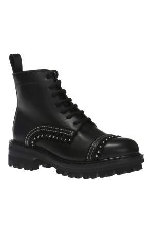 Heeled ankle shoes od Dsquared2