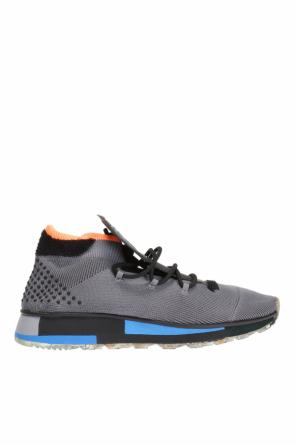 'run mid' sneakers od Adidas by Alexander Wang