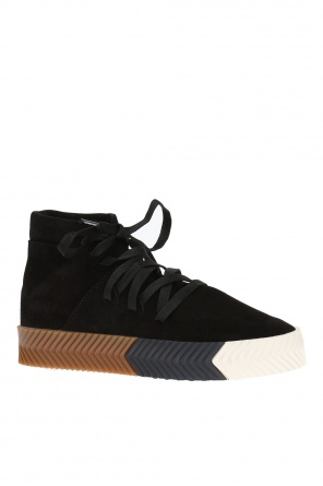 'skate' high-top sneakers od Adidas by Alexander Wang