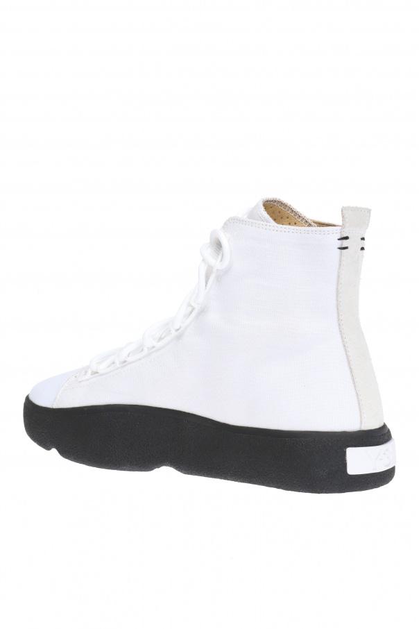 4287fe4325aa4 Bashyo  high-top sneakers Y-3 Yohji Yamamoto - Vitkac shop online