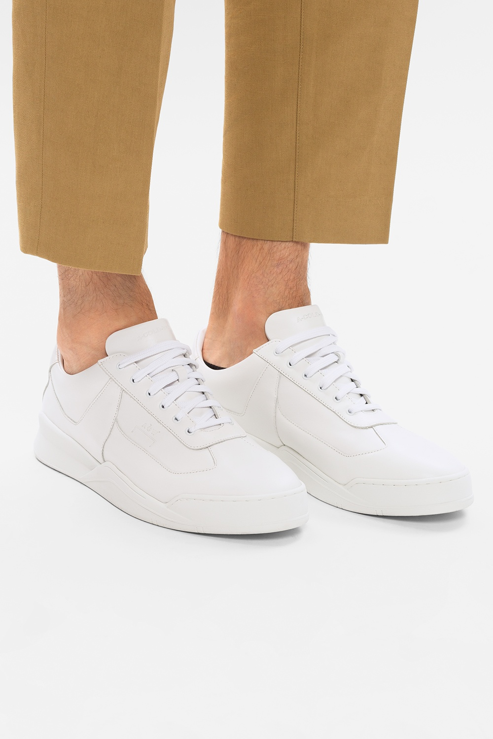 A-COLD-WALL* Logo sneakers