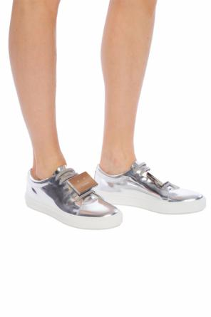 'adriana' metalic sneakers od Acne