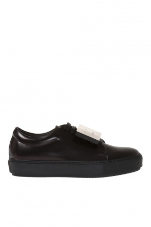 'adriana' lace-up sneakers od Acne