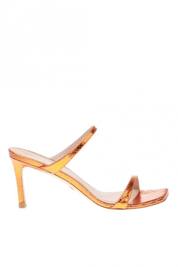Stuart Weitzman 'Aleena' heeled sandals