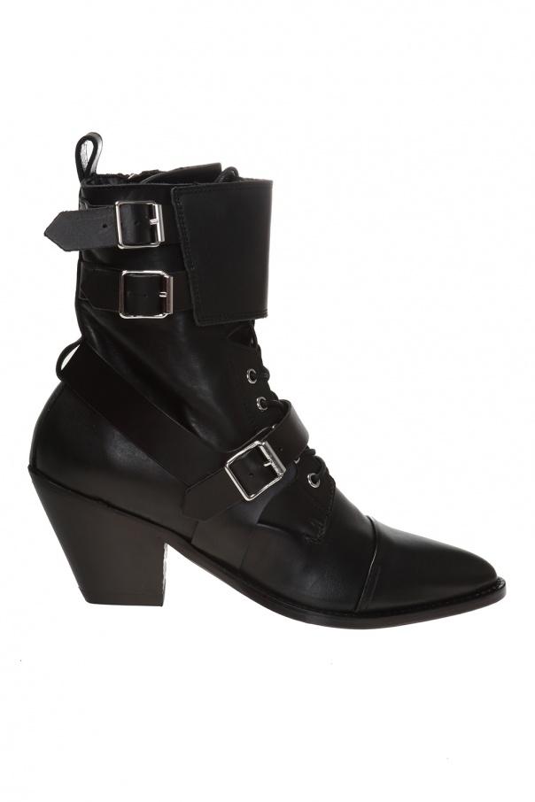 c695c82c355 Alix' heeled ankle boots AllSaints - Vitkac shop online