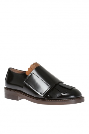 Leather boots od Marni