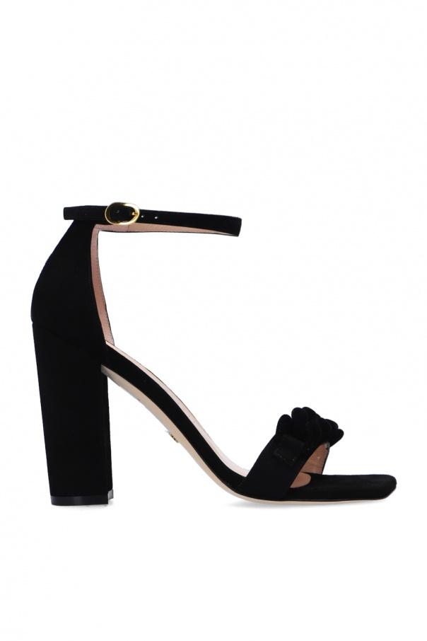 Stuart Weitzman 'Amelina' heeled sandals