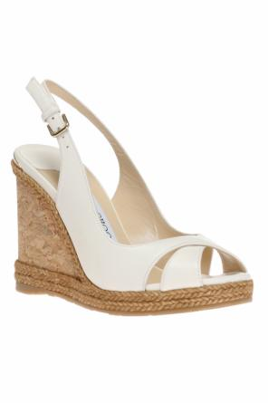 'amely' wedge sandals od Jimmy Choo