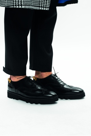 Leather brogue shoes od J.W. Anderson