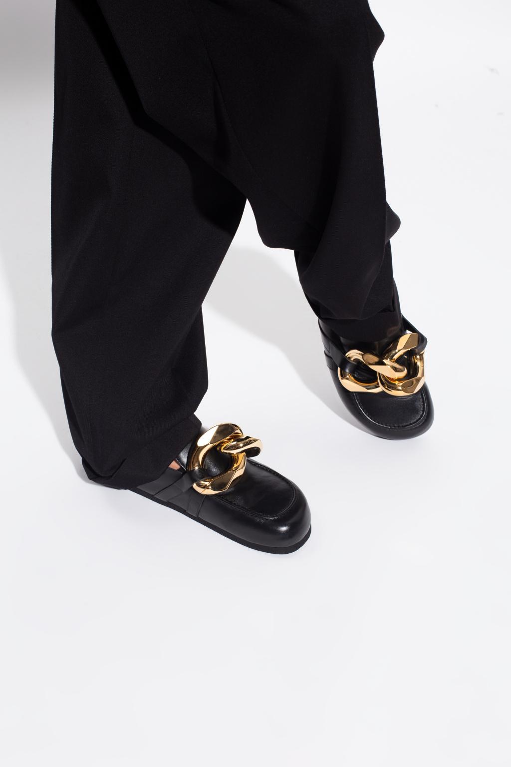 J.W. Anderson Leather slides