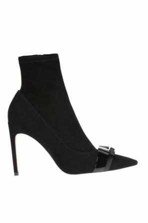 'andie' stiletto ankle boots od Sophia Webster