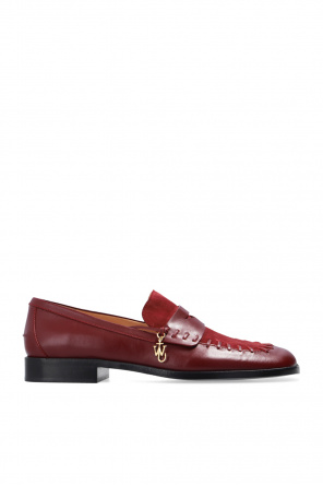 Leather loafers od J.W. Anderson