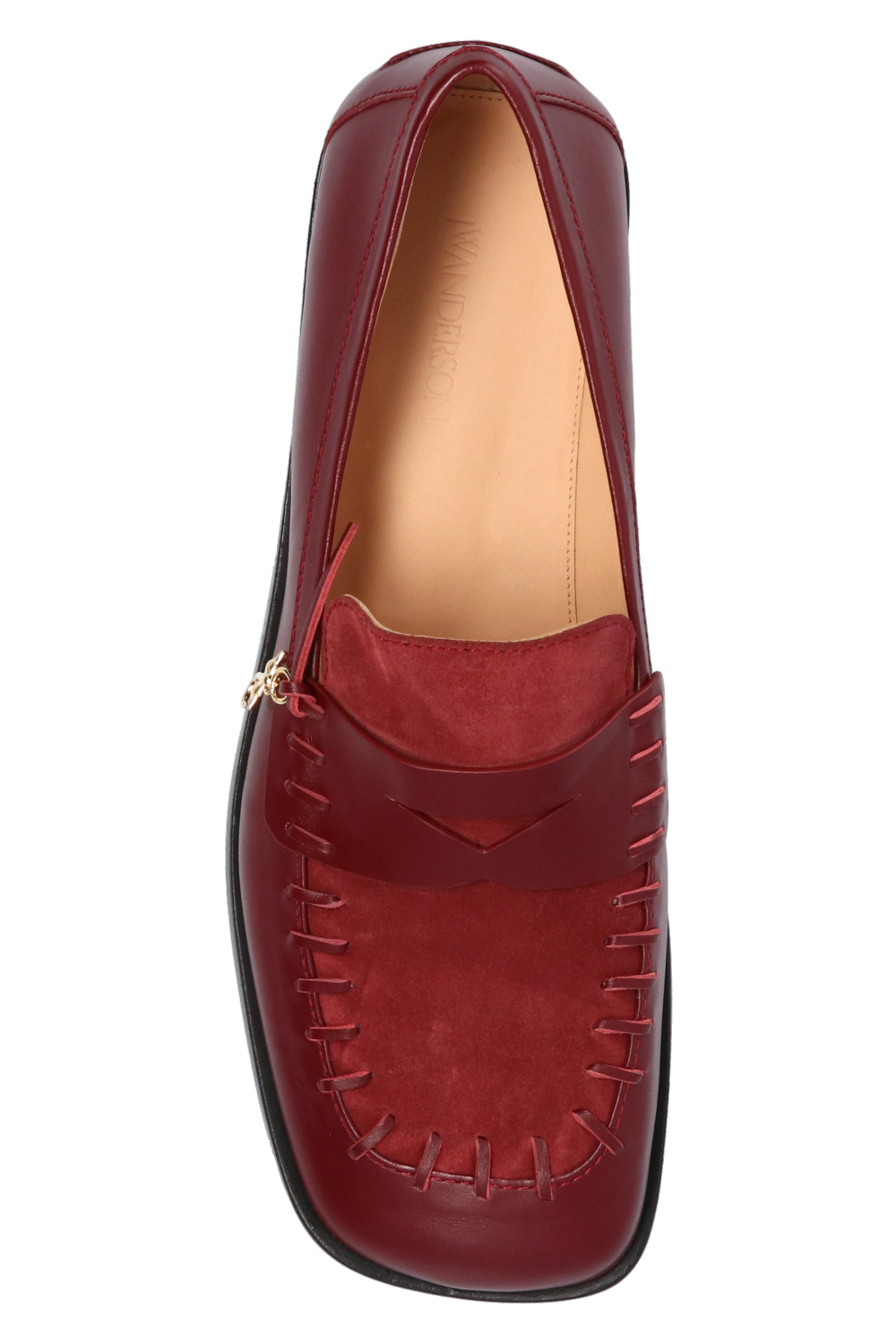 J.W. Anderson Leather loafers