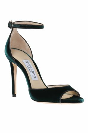 Velvet pumps od Jimmy Choo