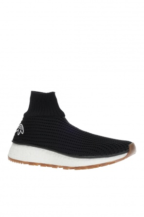 'run 'clean' sneakers with sock od ADIDAS by Alexander Wang