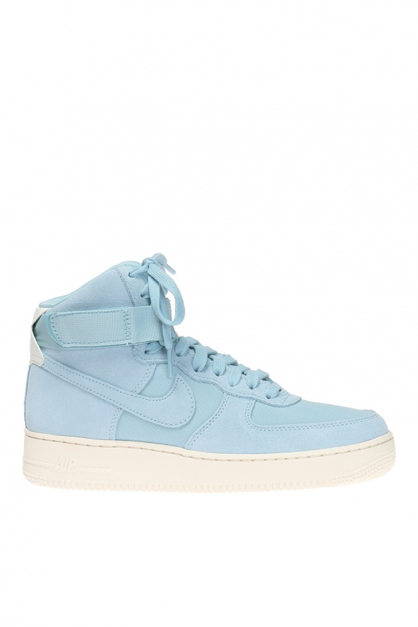 Nike Sportswear AIR FORCE 1 07 - High-top trainers - ocean bliss/sail Ea9op