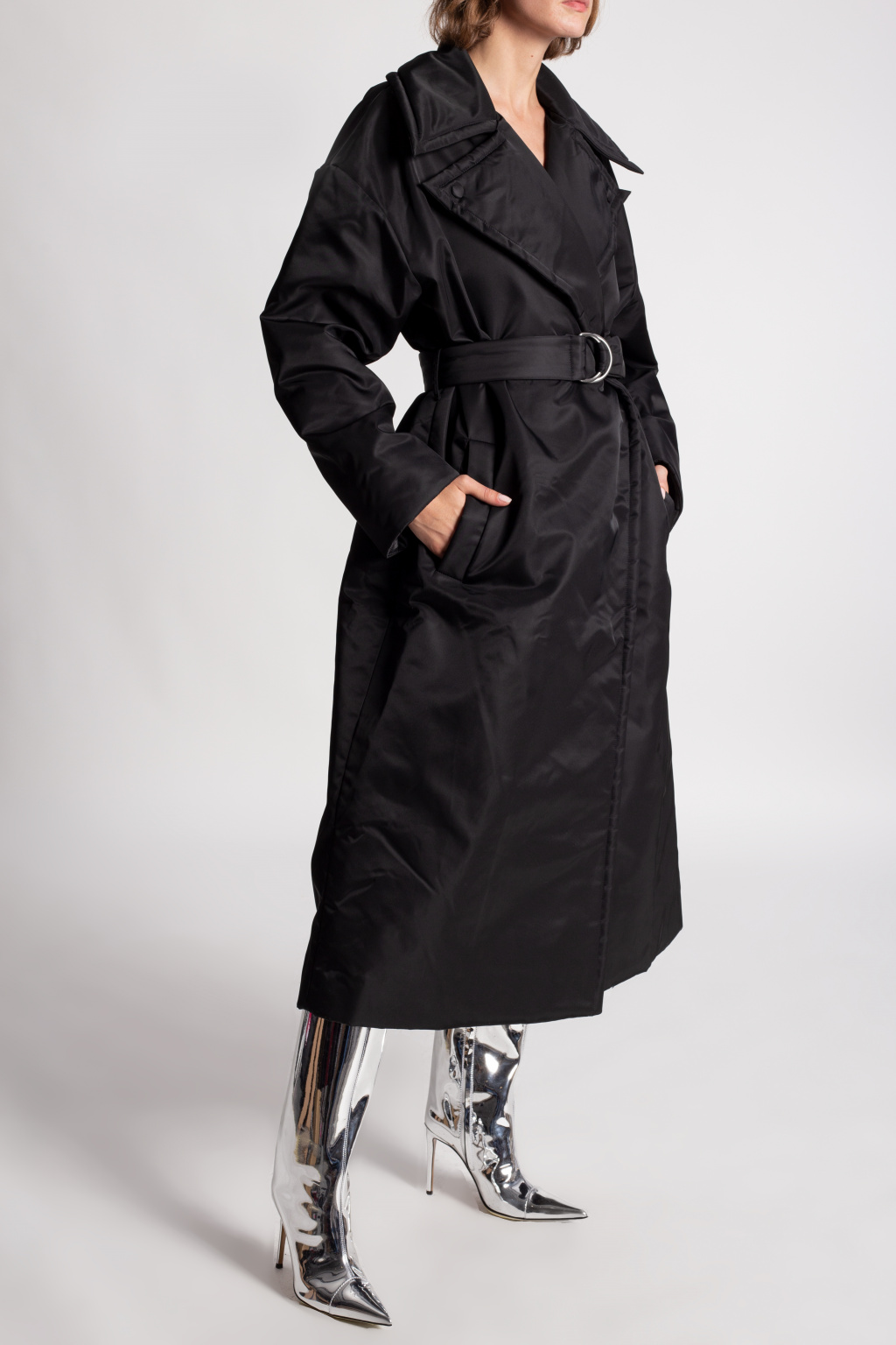 Alexandre Vauthier 'Raquel' stiletto knee-high boots