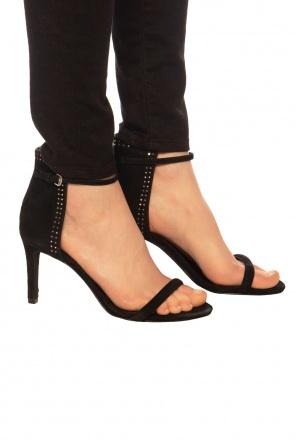 'avia' heeled suede sandals od AllSaints
