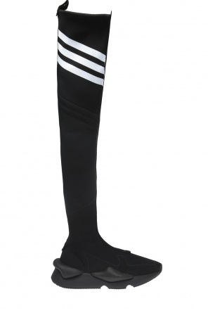 Kaiwa' knee high sport shoes with a sock od Y-3 Yohji Yamamoto