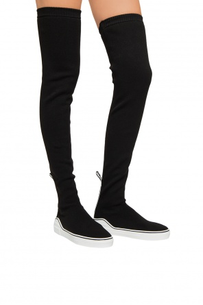 'george v' over-the-knee sock sneakers od Givenchy