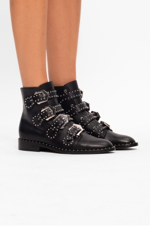 Buckled ankle boots od Givenchy