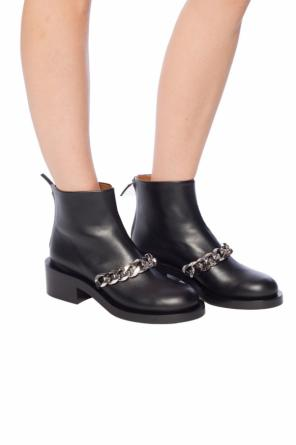 Chain ankle-boots od Givenchy