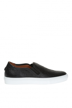 Patterned slip-on sneakers od Givenchy