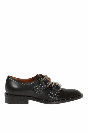 Leather oxford shoes od Givenchy