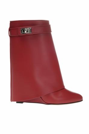 Wedge boots od Givenchy