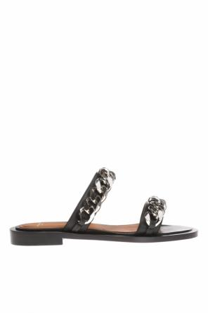 Chained slides od Givenchy