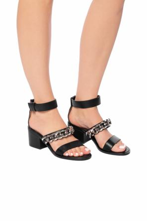Block heel sandals od Givenchy