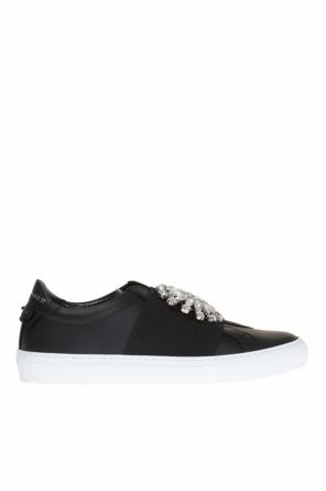 Sneakers with application od Givenchy