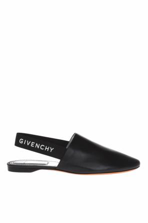 Logo-printed mules od Givenchy
