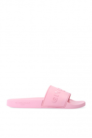 Slides with logo od Givenchy