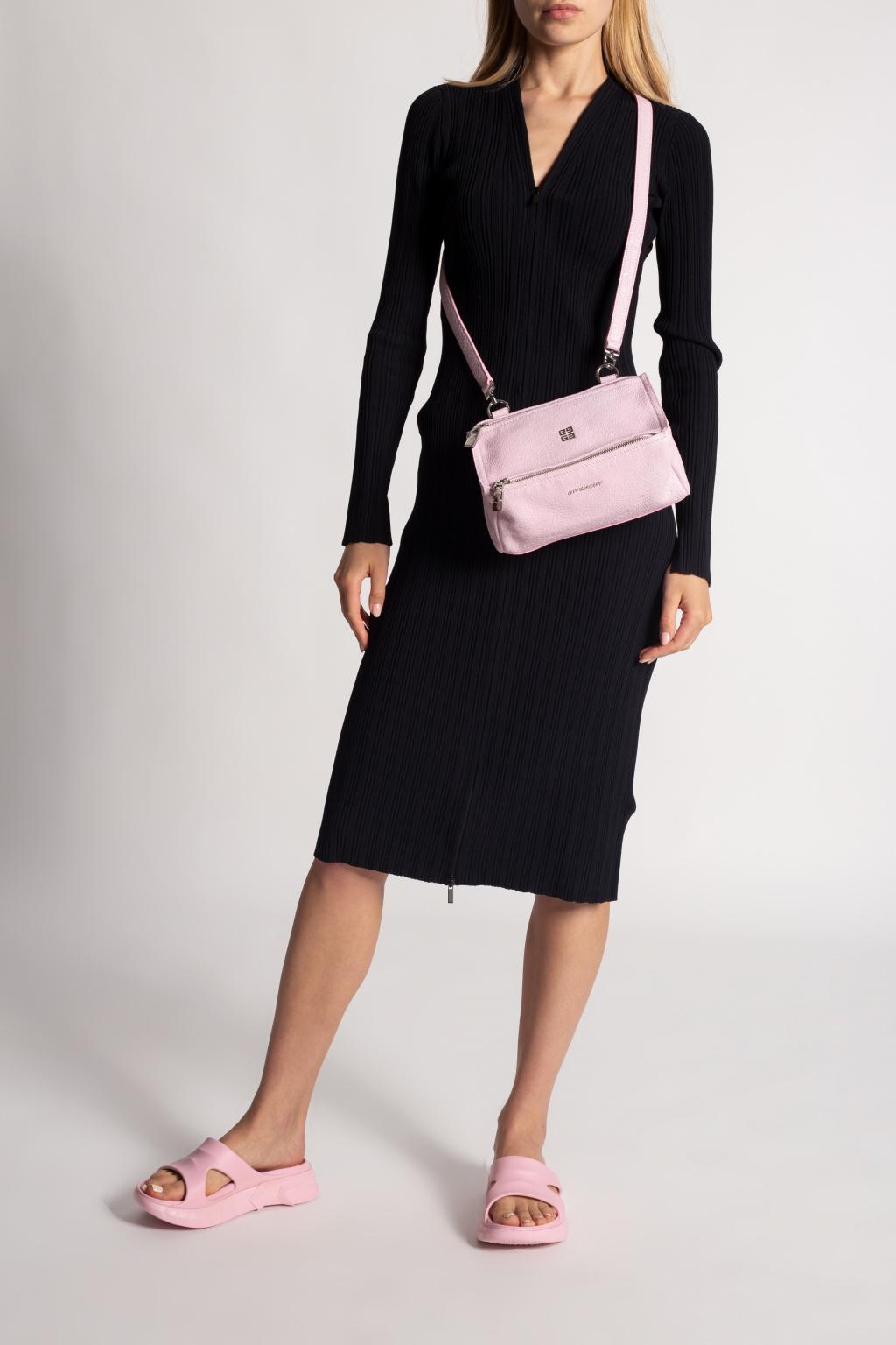 Givenchy Klapki na platformie 'Marshmallow'