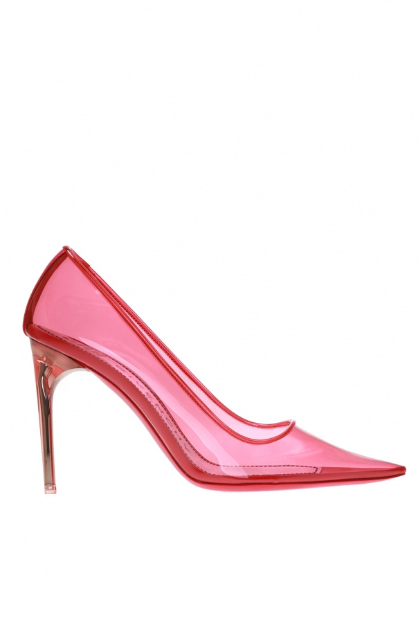 Givenchy Transparent stiletto pumps