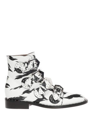 Patterned ankle boots od Givenchy