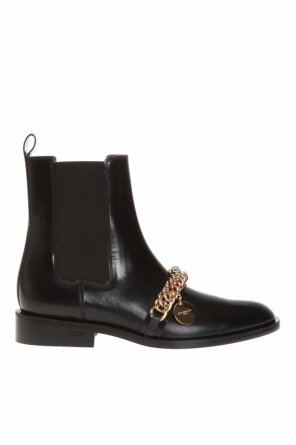 Heeled chelsea boots od Givenchy