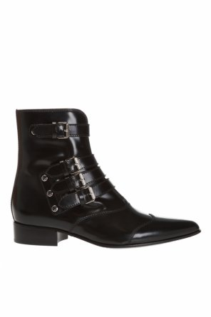 Heeled ankle boots od Givenchy