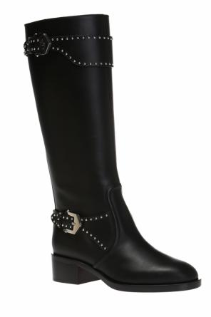 Buckled boots od Givenchy