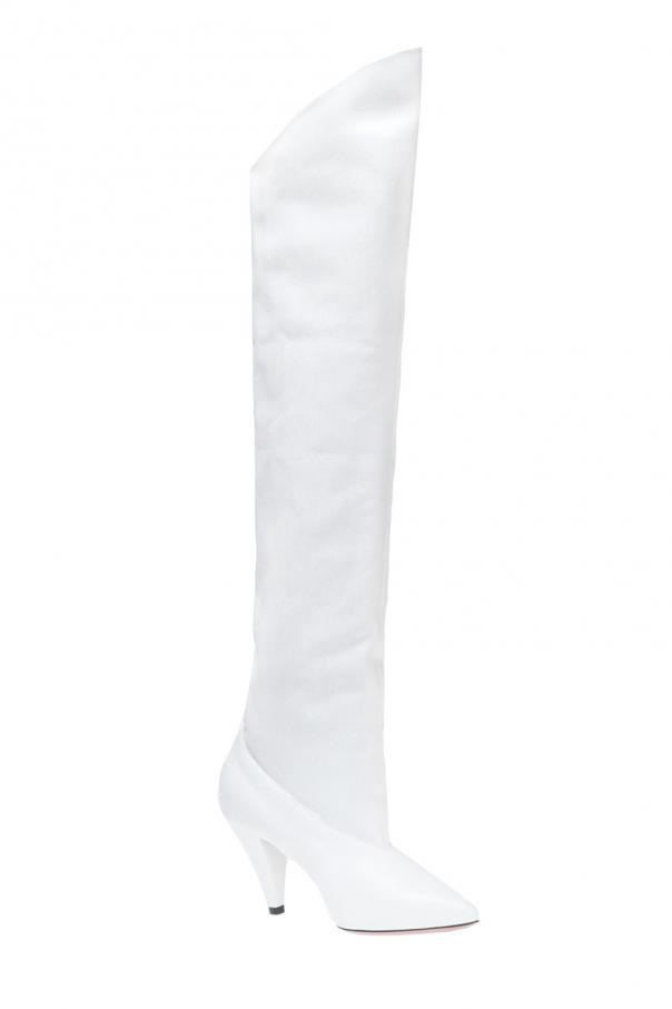 Over-the-knee boots od Givenchy