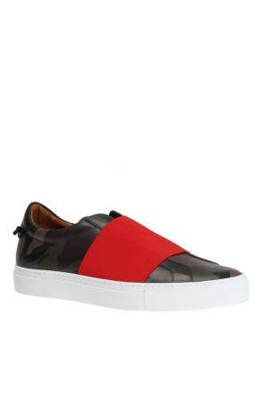 Camo slip-on sneakers od Givenchy