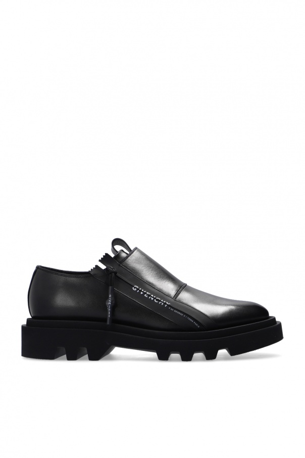 Givenchy Platform derby shoes