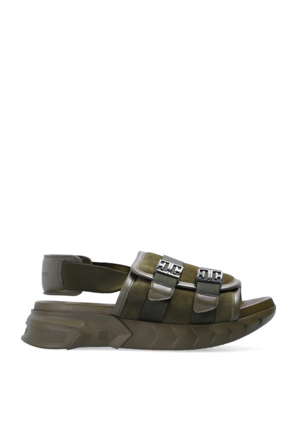 Givenchy 'Marshmallow' platform sandals